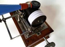 Stroboskop-Banderole für Phonographen-Walzen PATHÉ-INTER 120, 140, 160 U/Min.