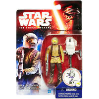 """Star Wars The Force Awakens 3.75"""" Figure Space Mission Resistance Trooper"""