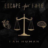 ESCAPE THE FATE - I AM HUMAN   CD NEU