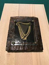 Wall Art Ireland Guinness Harp Mancave Bar Decoration Man Cave Sign Irish Art