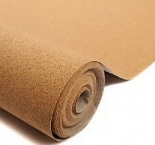 "Javis 1/16"" X 12"" X 36"" cork sheet, underlay, for model railways"