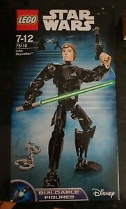 Lego 75110 - Star Wars Luke Skywalker Brand New & Sealed