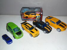 Transformers Movie & More Figures Lot Bumblebee Skids More