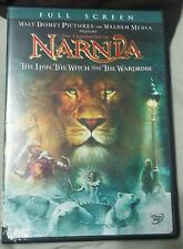 The Chronicles of Narnia: The Lion, The Witch, and the Wardrobe (DVD, 2006, Ful…