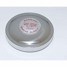 Omix-Ada 17726.02 Gas Cap Zinc Non-Vented For Jeep CJ2A CJ3A CJ3B CJ5 CJ6 45-69