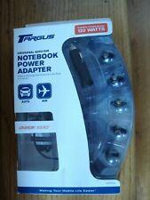Targus PAPWR200U Universal Auto/Air Notebook Power Adapter 120 Watts NEW IN BOX