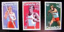 664-66 21ST OLYMPIC GAMES, MONTREAL. MNH OG 1975 (SEE NOTE)