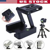 Z-Type Camera Folding Tripod Flex Pan Tilt Ball Head Desktop Stand Holder Mount