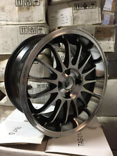 Mini Car Wheels with Tyres Aluminium 4 Number of Studs