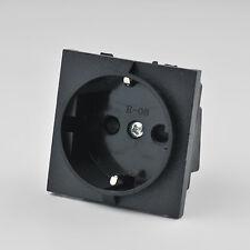 AC Inset Power Socket EPIC EU/DE Plug Industrial Connector Adapter 125-250V 16A