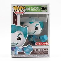 Funko Pop DC Super Heroes The Joker As Jack Frost 359 NEW