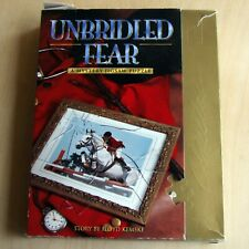 Unbridled Fear: A Mystery Jigsaw Puzzle 1000-piece 23″×29″ (Bepuzzled Classics)