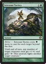 MTG Magic - (R) Journey into Nyx - Setessan Tactics - SP