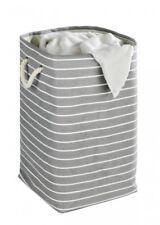 WENKO Wäschesammler 70L Wäschekorb Wäschebox Wäsche Korb Wäschesortierer 35x60cm