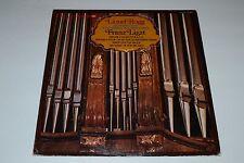 Lionel Rogg~Franz Liszt~Connoisseur Society CSQ 2100~Ave Maria~Organ~FAST SHIP