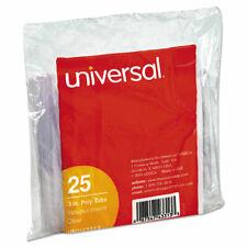 Hanging File Folder Plastic Index Tabs 13 Tab Cut 3 12 Tab Clear 25pack