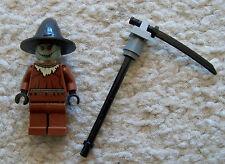 LEGO Batman - Super Rare Original Scarecrow Minifig - From 7786 7785