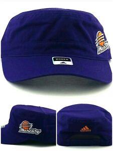 Phoenix Mercury Adidas Ladies Women Cadet PHX Suns New Purple Orange Era Hat Cap