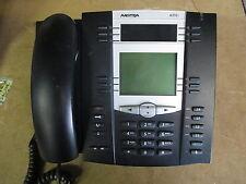 Aastra 6755i VOIP Telefoon Telephone Phone PoE Handset Black Zwart 4-lines