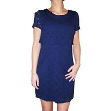 Alfani Lace dress Size M Blue Color New