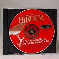 The Ultimate Birder - birding software - Topics Entertainment (4 Cd-Roms)
