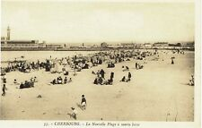 CPA - Carte postale - FRANCE - CHERBOURG - Nouvelle Plage (iv 814)