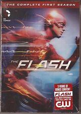 Flash Season 1 - DVD TV Shows First BRAND NEW