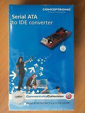 Conceptronic SATA-to-PATA (IDE) converter card adapter CSATAC2