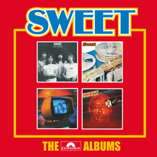 The Sweet : The Polydor Albums CD (2017) ***NEW***