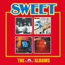 The Sweet : The Polydor Albums CD Box Set 4 discs (2017) ***NEW*** Amazing Value