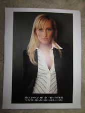 Autographed Photo MOJO Melissa Hunter * Millionaire Matchmaker * MOJO WORKING
