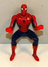"""4"""" Spider-Man in Vehicle Riding Position Spiderman Action Figure Marvel Comics"""
