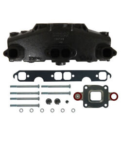 Mercruiser SBC Dry Joint Exhaust Manifold. Replaces years 2002-newer. 865735A02