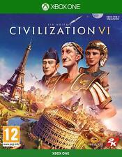 La civilisation VI XBOX ONE XB1 NEW RELEASE Précommande 22/11/2019 GRATUIT UK p&p