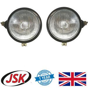 Headlight Pair Left & Right for International Harvester B250 B275 B414 444