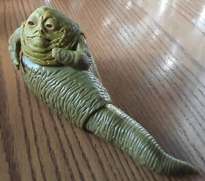 JABBA THE HUTT Vintage Action Figure 1983 STAR WARS