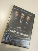 dvd  UNO DE LOS NUESTROS CON ROBERT DE NIRO ( precintado nuevo)