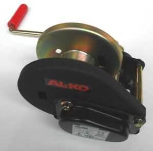 ALKO Seilwinde 900-A Basic Bootstrailer PKW Anhänger Handwinde Handseilwinde
