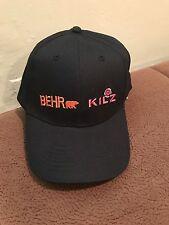 Behr Hats Black (3 hats)