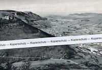 Reutlingen - Achalm - Honauer Tal -  Schwäbische Alb - um 1955 - selten J 23-12