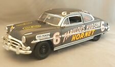 1952 HIGHWAY 61 FABULOUS HUDSON HORNET RACE CAR #6 MARSHALL TEAGUE SCALE 1:18