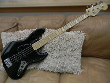2017 Squier By Fender Vintage Modified Jazz Bass Guitar. hecha a mano en Indonesia