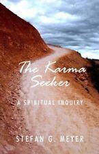 The Karma Seeker by Stefan Meyer (2012, Paperback)