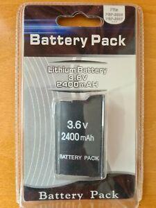 FOR PSP - 3006 / PSP 3007   LITHIUM BATTERY 3.6 V 2400MAH