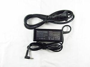 45W For HP 15-F009WM AC Adapter HSTNN-LA40 PA-1450-36HE 740015-001 741727-001
