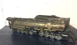 Brass O Scale 2-Rail Max Gray Norfolk & Western N&W Y6b 2-8-8-2 Mallet