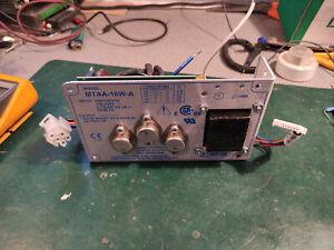 CONDOR MTAA-16W-A Linear Power Supply Chassis Mount +5/+15/-15v Transformer PSU