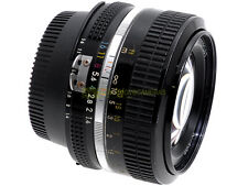 Nikon AI Nikkor 50mm. f1,4 utilizzabile su digitali. Garanzia 12 mesi. 50/1,4