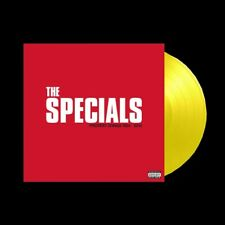 New listing PRE ORDER THE SPECIALS PROTEST SONGS 1924-2012 LTD ED YELLOW  TRANSPARENT VINYL
