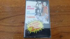 Jimi Hendrix with Curtis Knight FLASHING cassette tape - new old stock